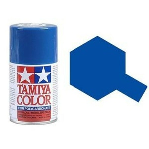 Tamiya PS-4 Blue Spray Paint for Polycarbonate #86004
