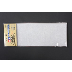 Tamiya #87010 Finishing Abrasives Pack Fine
