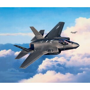 Revell F-35A Lightning II Scale: 1:72 Scale Model #03868