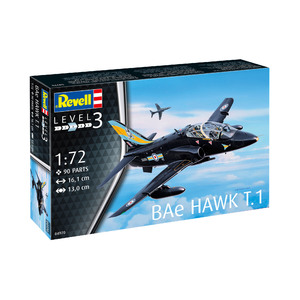 Revell Bae Hawk T.1 1:72 Scale Model #95-04970