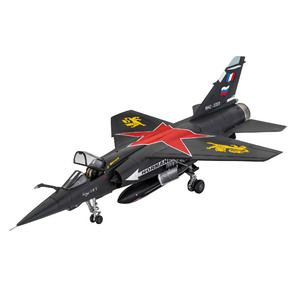 Revell Dassault Mirage F-1 C / CT Scale: 1:72 Model #04971