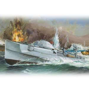Revell German Fast Attack Craft S-100 Scale: 1:72 #05162
