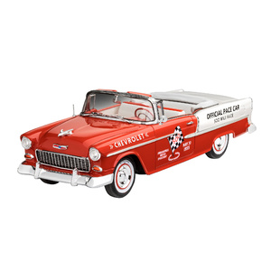 Revell  '55 Chevy Indy Pace Car Scale: 1:25 #07686