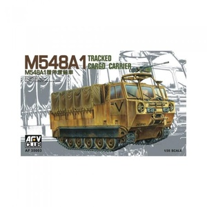 AFV M548A1 Tracked Cargo Carrier 1:35 #35003