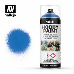 VALLEJO Aerosol Spray Paint Magic Blue #28.030