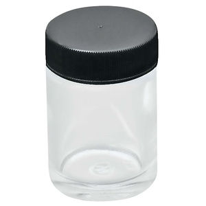 BADGER 3/4 OZ JAR & COVER 1pc (for airbrush) #50-0052