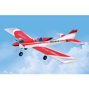 Black Horse Speed Air RC Plane .46 Glow or EP BH08A