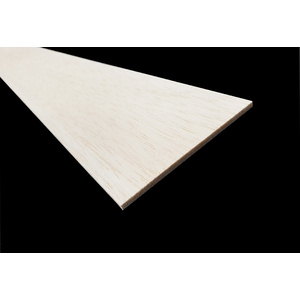 Balsa Sheet 4mm x 100mm x 915mm (1pc)
