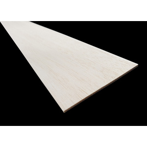 Balsa Sheet 2mm x 100mm x 1220mm (1pc)