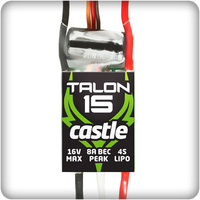 TALON 15 ESC  by castle Creations