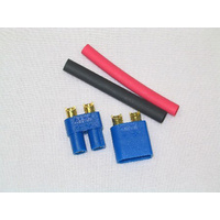 Dualsky DC3 battery connector pair DSDC3PR