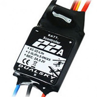 Dualsky XC-22-LITE Brushless Speed Controller (ESC) 22A, 2-3S