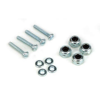"Bolt Sets With Lock Nuts 2-56 x 1/2"" (QTY/PKG: 4) Dubro174"