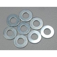 Dubro 325 Flat Washer #6 (8)