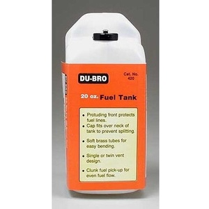20oz FUEL TANK DUBRO420