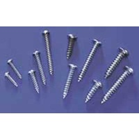 2 x 1/2 Button Head Sheet Metal Screws (QTY/PKG: 8) Dubro526