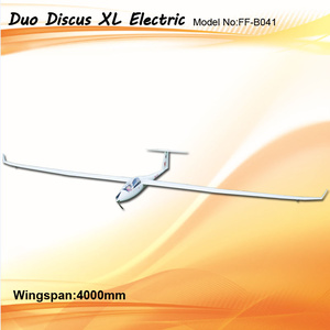 FlyFly Hobby DUO Discus XL 4000mm Kit #FF-B041