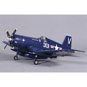 "FMS 800mm (31.5"") Corsair F4U(V2) Blue PNP #FMS022P"