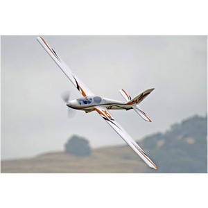 "FMS 3000mm (118"") Fox RC Glider (We have changed the Hub and Prop) #FMS107P"
