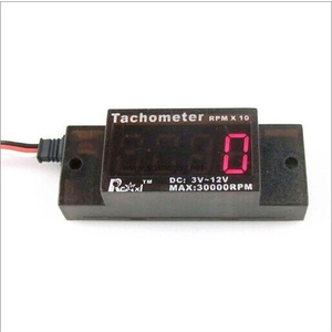 Rcexl - Mini RPM / Tachometer Display (1pc) #GE3004