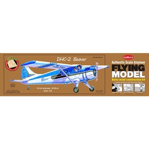 DHC-2 Beaver Model Kit Guillows # 305 LC