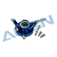 450DFC CCPM Metal Swashplate/Blue H45H007XN (Replace old H45185QN)