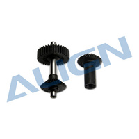 TREX 500 M0.6 Torque Tube Front Drive Gear Set/36T H50G001XX (Replace H50166)