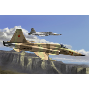 HobbyBoss F-5E Tiger II Fighter #80207