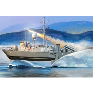 USS PHM of Pegasus Class 1:200 Scale #82006