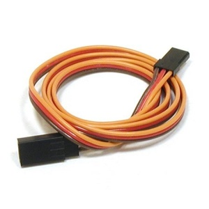 Servo Extension Lead 600mm - JR - HITEC - Spektrum - (1pc)