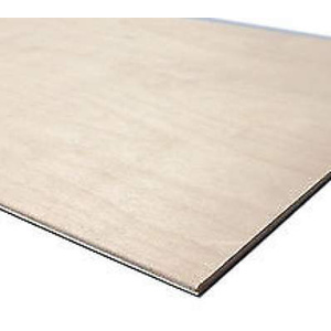 PLYWOOD, BASSWOOD 3.0 x 300 X 1220mm