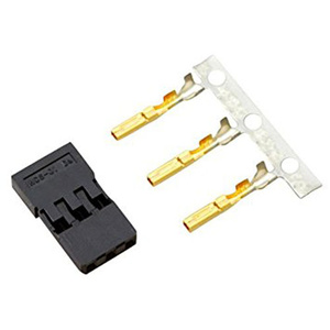 Hitec 54801 S Connector Male Set