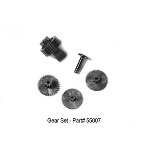 Hitec HS-56HB Karbonite Gear Set