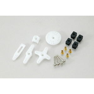 Hitec #56317 - Regular Servo Horn & Hardware Set