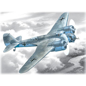 ICM 72163 Avia B-71 WWII German Air Force Bomber, 1/72 #72163