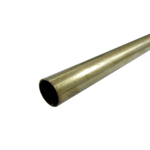 "KS Metals, Brass Tube 915mm - 3/8 x .014 x 36"" 1 PC KS1153"