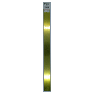 .016''x1''x12'' Brass Strips (1) KS 8232