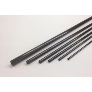 Carbon Fiber Tube 8 x 6mm 1 meter long