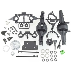Axial AX10 Locked Axle Set (1 axle) #AX30488