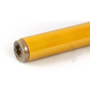 Oracover (Profilm) Polyester Covering Cub Yellow 2 Meter