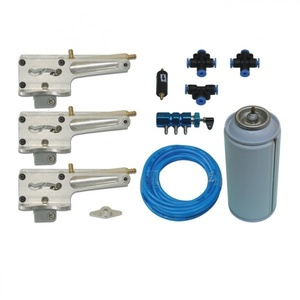 Phoenix Model Large 90 Degree Retract Set (Trike Set) With Air Hose, Valve & Tank #A21906