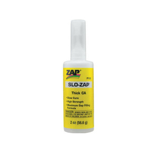Slo-Zap CA 2 oz Super Glue