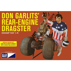 MPC Don Garlits Swamp Rat 14 Rear-Engine Dragster #MPC868