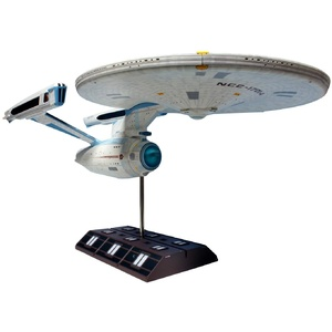 Polar Lights 949 Star Trek U.S.S. Enterprise Refit 1:350 SCALE MODEL KIT