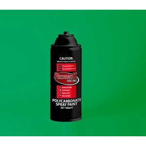 Park Green Polycarbonate Spray Paint 180ml - RBPCS021 - PS21