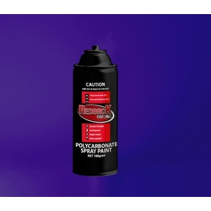 Translucent Purple Polycarbonate Spray Paint 180ml - RBPCS045