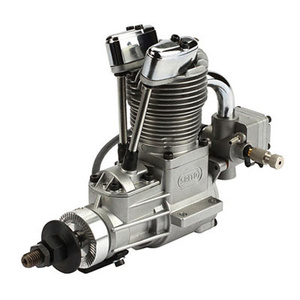 SAITO Engine FG-17, 4C, Gas, Elec. IGN.