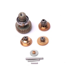 Savox Servo Gear Set with Bearings, for SV1257MG #SGSV1257MG