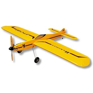 Banshee #CL11 SIG Profile Fuslage Control Line Balsa Wood Model Airplane Kit