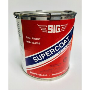 SIG Supercoat Butyrate Dope U.S. QUART, 946ml